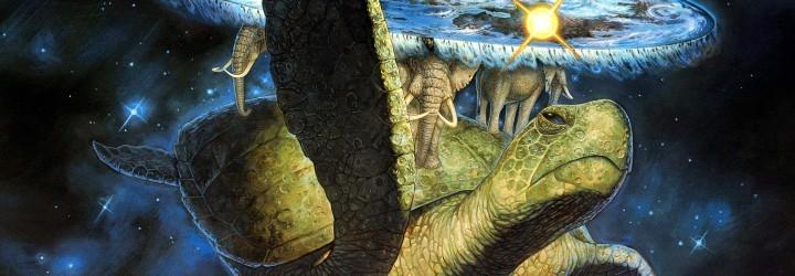 Na hřbetě želvy celým vesmírem