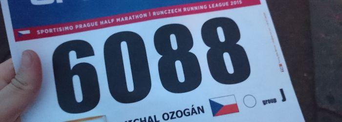 Z posledních sil #3 – Oslněn v pražském půlmaratonu