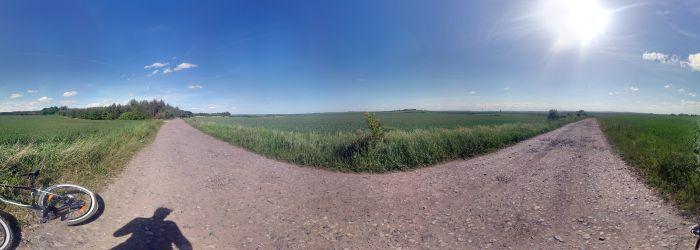 1000 miles adventure – tisíc mil na kole