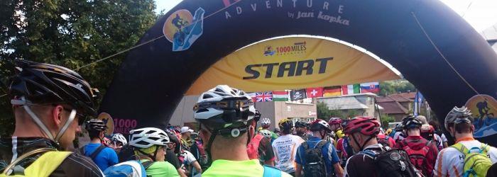 Závod 1000 Miles Adventure 2015, den #1 – Jak to všechno začalo
