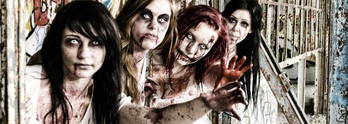 Utíkám jedině zombíkům – aplikace Zombie run