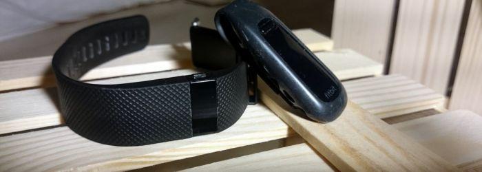 Srovnání přesnosti Fitbit One a Fitbit Charge HR