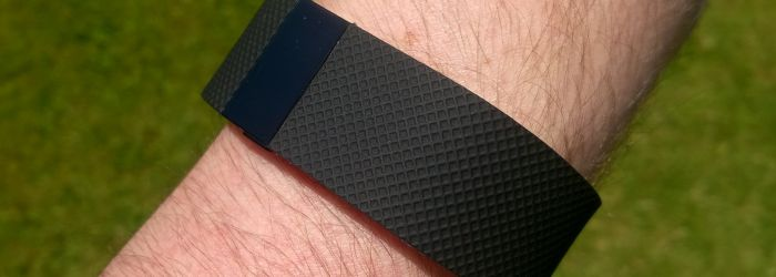 Vizualizace dat z Fitbit Charge HR