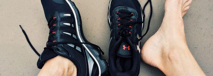 Jak měřit došlap a techniku běhu