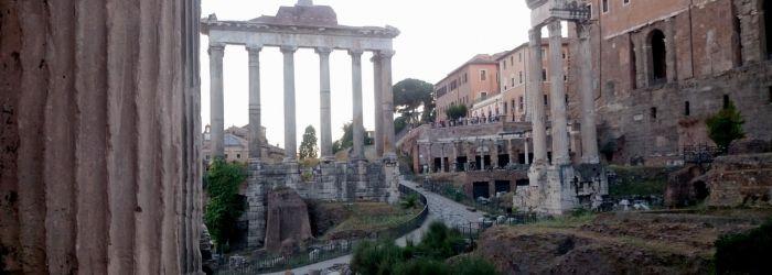 Římské dobrodružství #2 Za antickou monumentálností