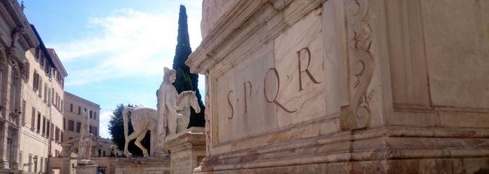 Římské dobrodružství #5 Děvka za papírovou zdí