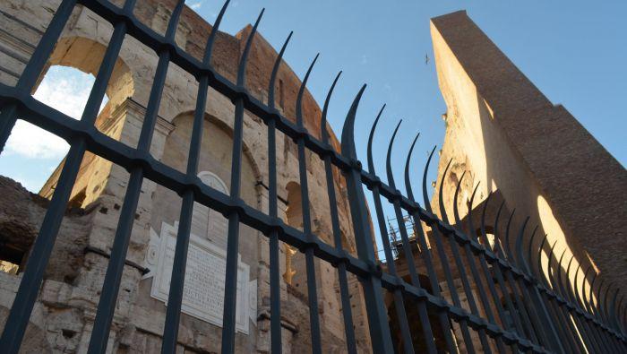 Okolí Kolosea, Řím