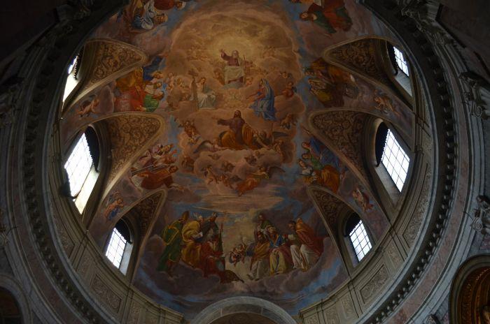 Kostely v Říme