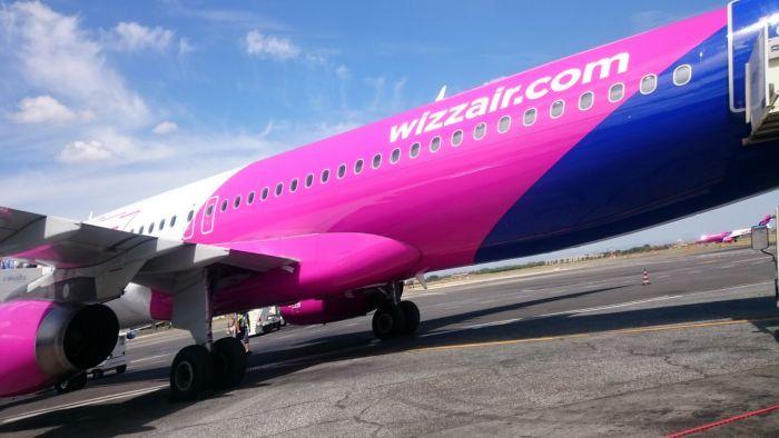 Letadlo Wizzair