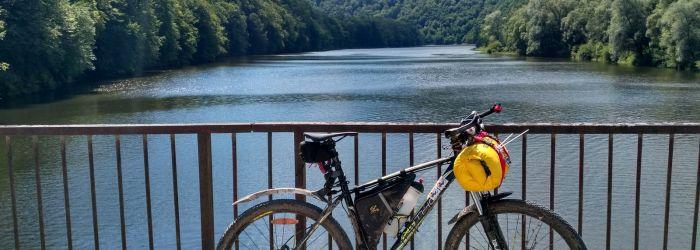 1000 Miles Adventure 2017, den #2 – Jak jsem málem vypustil duši