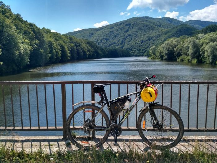 Moje kolo a Ružín
