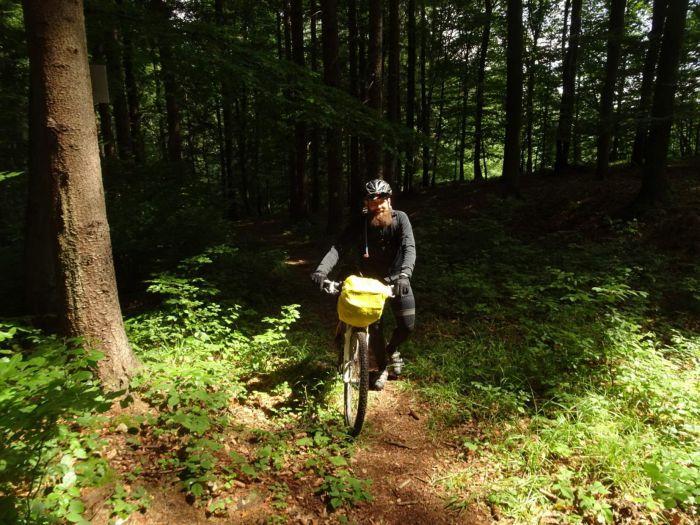 1000 Miles Adventure - Ondra ve Vizovických vrších