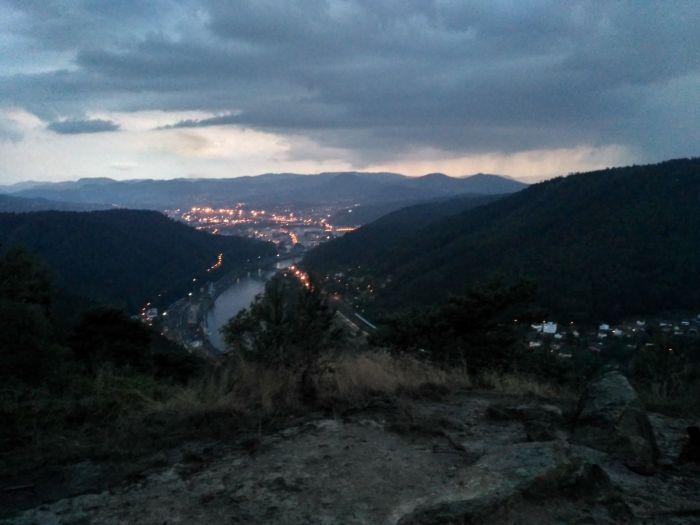 1000 Miles Adventure, Děčín