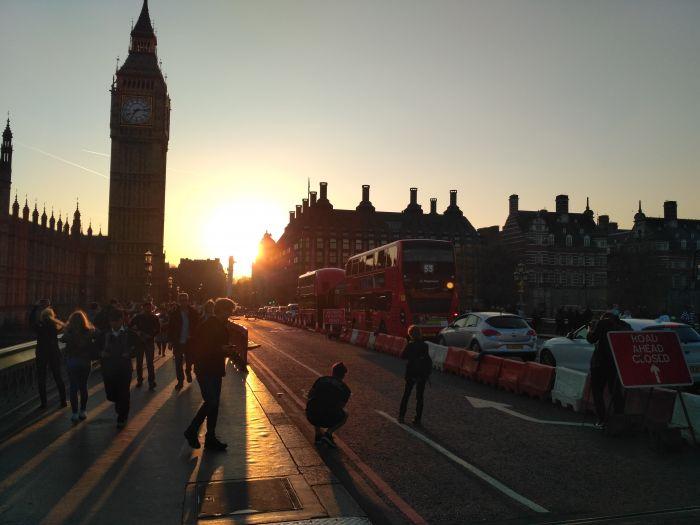 Londýn 2017, Big Ben