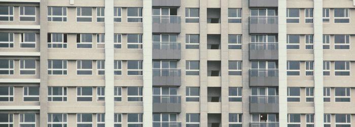 Život mezi betonovými panely