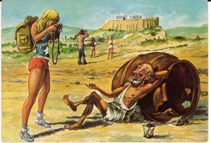 Zambaras_Alexandra_Meets_Diogenes
